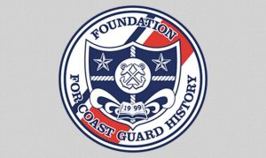 Foundation for Coast Guard History logo