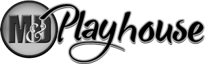 m&d playhouse logo