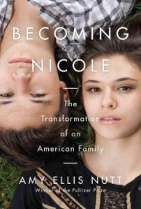 Becoming Nicole book cover image